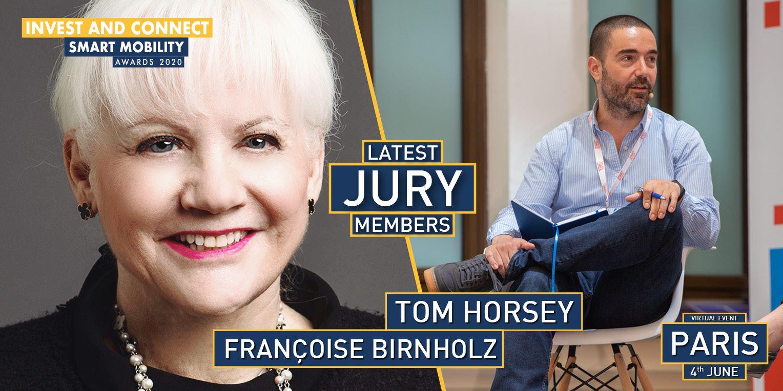 Investors startup jury France