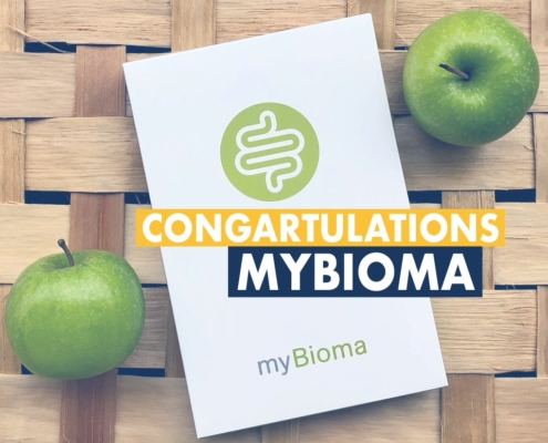 Microbioma analysis first double ISO certificate worldwide to myBioma health-tech startup