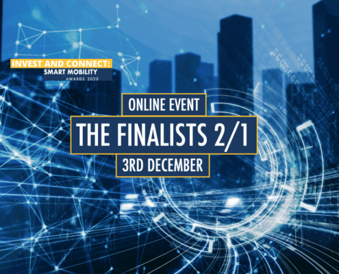 ESAC Invest & Connect Smart Mobility Startups Finalists