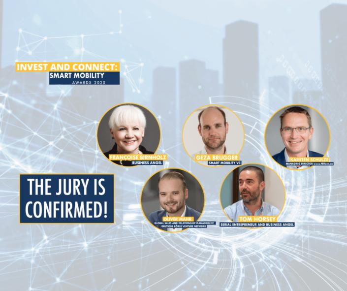 Smart Mobility European Final Jury